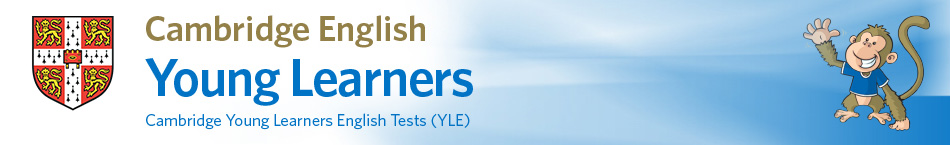 Cambridge Young Learners English Test (YLE) Linares